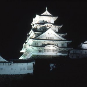 Japanesquest | Hemeji castle apprearance