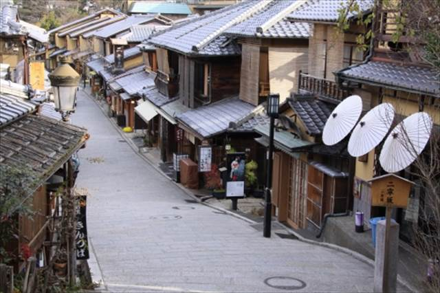 Machiya in Higashiyama District | Japanesquest