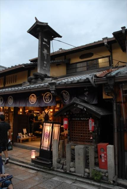 Souvenir Shops in Higashiyama District | Japanesquest