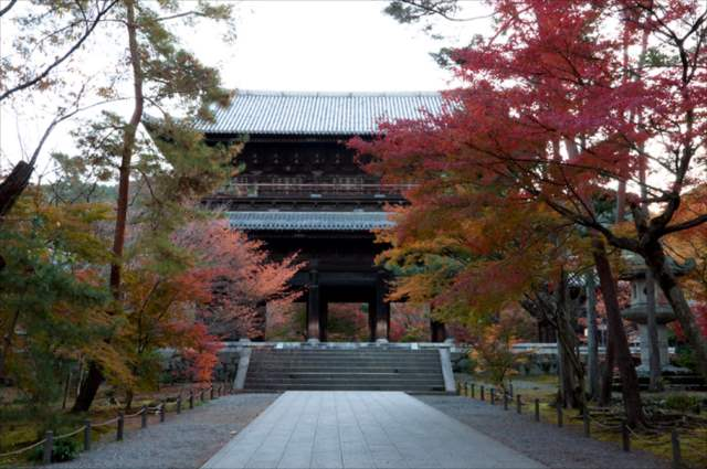 Sanmon in Nanzenji | Japanesquest