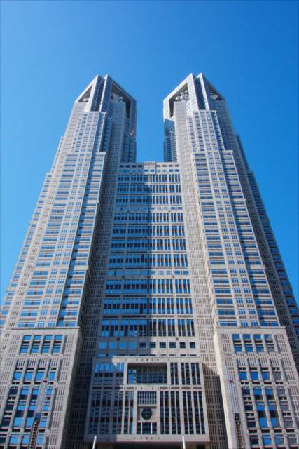The Tallest Skyscraper in Shinjuku | Japanesquest