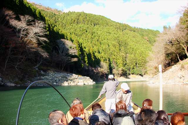 Hozugawa River Cruise in Arashiyama | Japanesquest