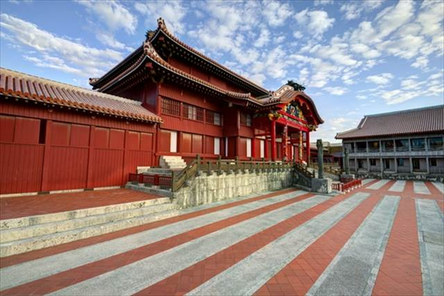 Shuri Castle in Okinawa | Japanesquest