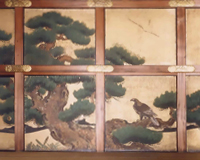 Paintings in Nijo Castle | Japanesquest