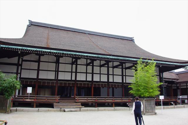 Seiryoden in Kyoto Imperial Palace | Japanesquest