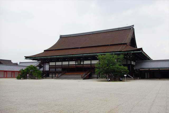 Shishinden in Kyoto Imperial Palace | Japanesquest