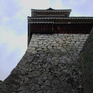 A turret in Matsuyama Castle | Japanesquest