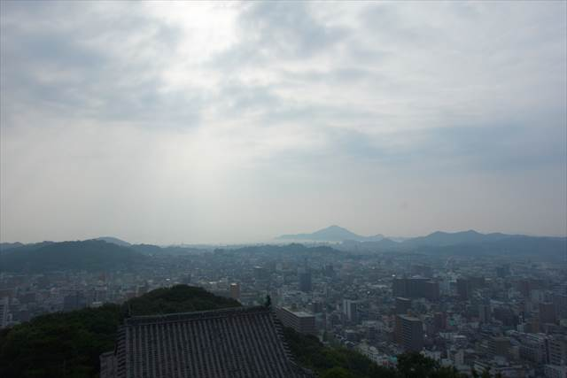 The View from Tenshu | Japanesquest