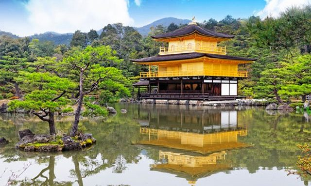 Kinkakuji Temple (Golden Pavilion)